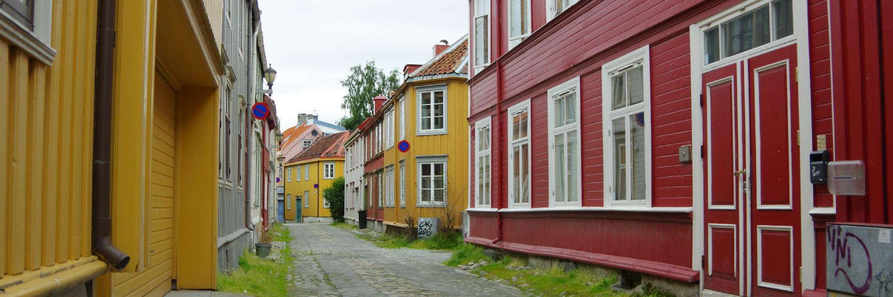 Trondheim/ Norwegen