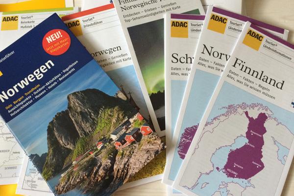 Planung Reise Norwegen
